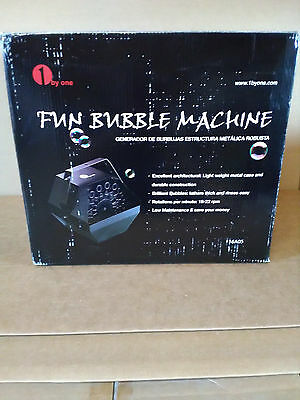 1byone Professional Bubble Machine with High Output