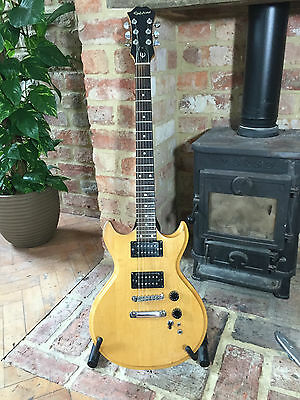 VINTAGE Epiphone 70's costume Scroll (Solid Maple 24 fret)