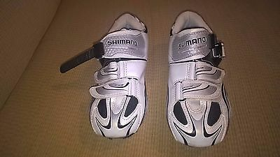 SHIMANO R087 SPD/SL CYCLING SHOES SIZE child size 3.5 EU 36 US 5.5