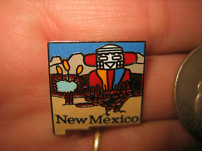 Vintage NEW MEXICO  State Collectors PIN