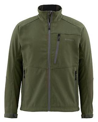SIMMS WINSTOPPER JACKET- Loden Size Large New w/Tags