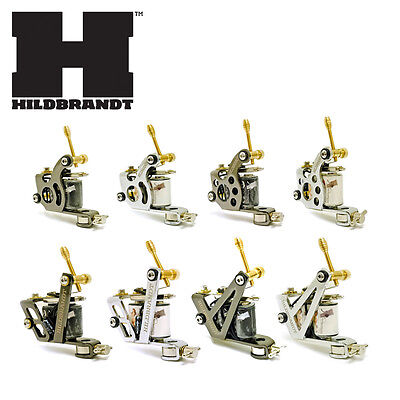 HILDBRANDT Tattoo Machine 8 and 10 Wrap Liner/Shader Tatoo GUN COIL Tatuage