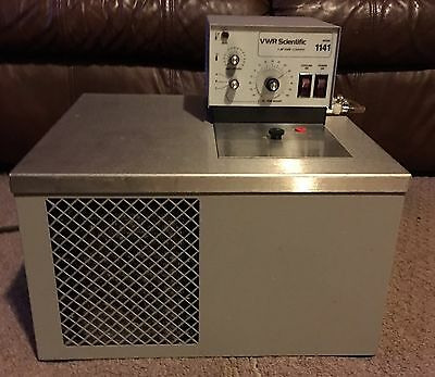 VWR 1141 Refrigerating Circulator Chiller Used Powers On Free US Shipping
