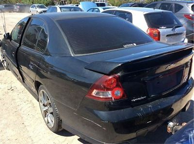 Wrecking Holden Vy Ss Black Ls1 Manual Sedan 1 Wheel Nut