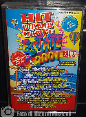 Mc Hit Mania Dance Estate 2001