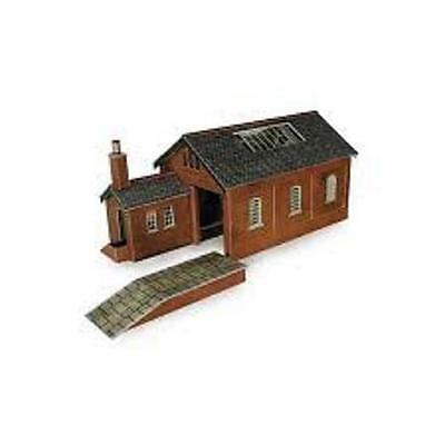 N Scale Metcalfe Card Kit - Goods Shed - #PN112