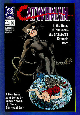 CATWOMAN # 1 (of 4) - 1989 -  Volume 1 (fn)