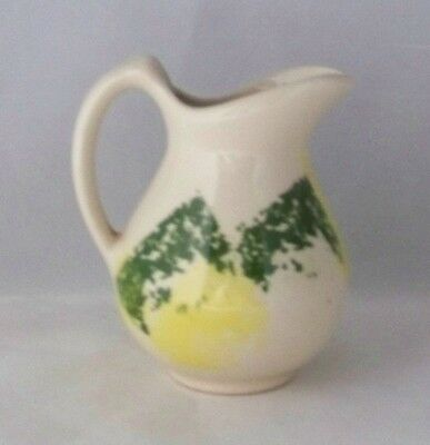 Paden City Artware Country Music Hall Of Fame Souvenir Pitcher