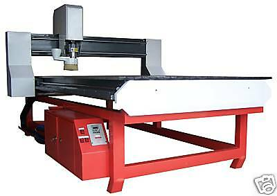 MASSIVE 5'X10' CNC Table Router System 3 Axis