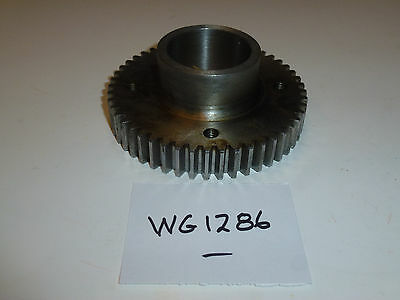 Spur Gear, 49 Tooth, 4.000 Dia. New, FREE SHIPPING, WG1286