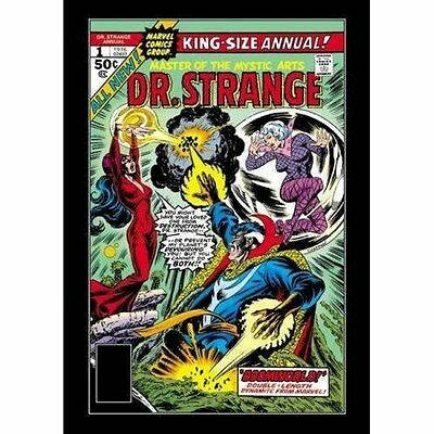 Doctor Strange What is it That Disturbs You Stephen? Wolfman Andr. 9781302901684