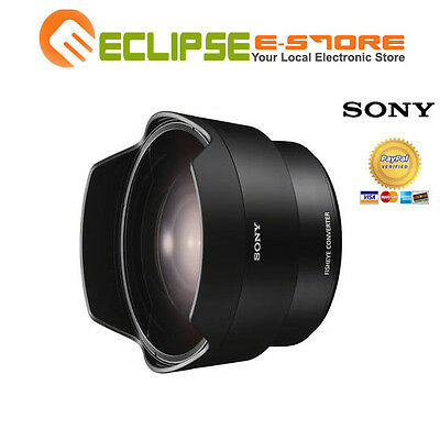 BRAND NEW SONY SEL057FEC 16MM FISHEYE CONVERSION LENS FOR FE 28MM F/2 Lens