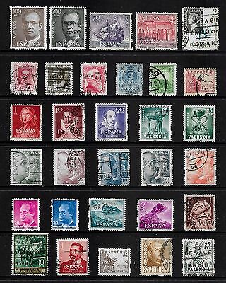 SPAIN - mixed collection No.10