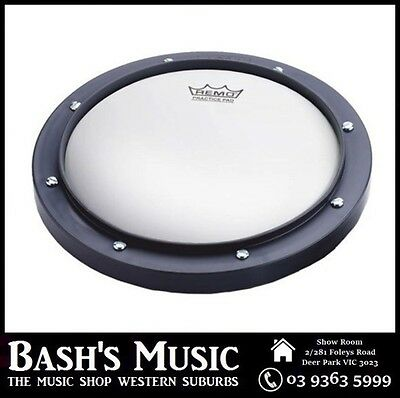 """Remo 8"""" Tunable Practice Pad with Bounce and feel of a real Drum RT-0008-00"""