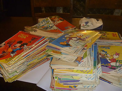 Original mickey arabic comics dar al hilal lot of different 10 comics