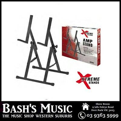 Xtreme Amplifier Combo Amp Monitor Stand Stack Heavy Duty Angled