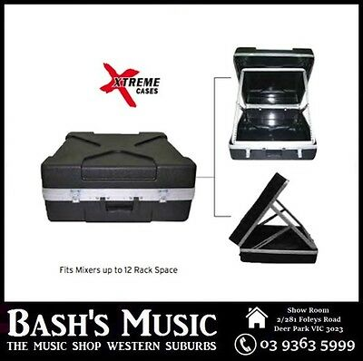 Xtreme Mixer Case PC631 Fits Mixers up to 12 Rack Space
