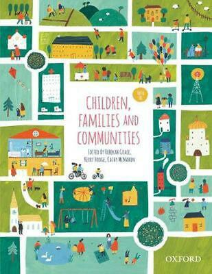 Children, Families and Communities 5th Edition by Rebekah Grace (English) Paperb