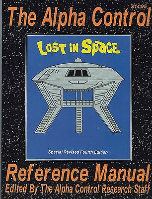 Alpha Control Reference Manual With Free CD ROM!