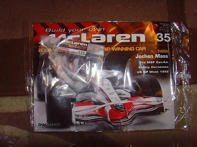 Deagostini Build Your Own McLaren MP4-23 Issue 57