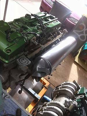 BEWARE OF THE FAKE COPIES Ford Falcon Plenum intake manifold inlet turbo xr6 ef