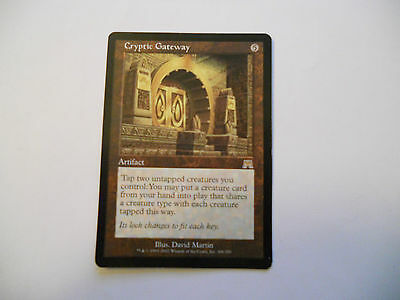 1x MTG Cryptic Gateway-Ingresso della Cripta Magic EDH ONS Assalto ING-ITA x1