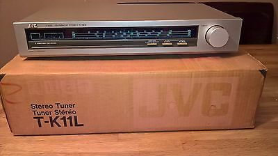 JVC T-K11L  FM / MW / LW Tuner Complete with original box