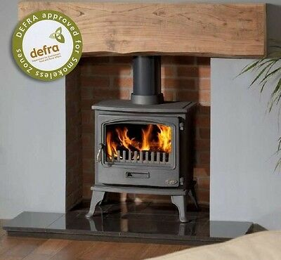 Tiger Classic Defra Approved Smoke Control Woodburning Stove