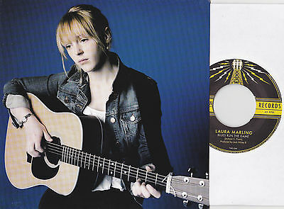 """Laura Marling - Blues Run The Game - 7"""" US Vinyl 45 - New & Unplayed"""
