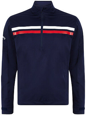 Callaway Block Thermal Jacket - Peacoat