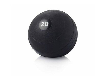 Slam Ball 20 lb Medicine Ball Rubber Weighted Exercise Crossfit Workout New