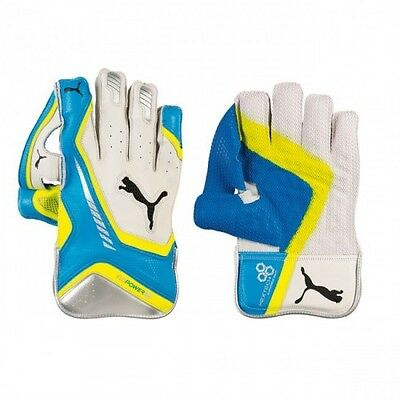 2016 Puma evoPOWER 1 Limited Edition Wicket Keeping Gloves Size Mens