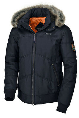 Pikeur Lino Mens Jacket Navy *new For Winter 2016*