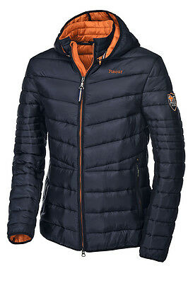 Pikeur Aaron Mens Quilted Jacket Navy *new For Winter 2016*