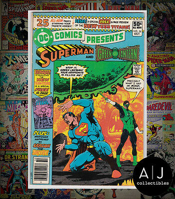 Dc Presents #26 (I DC M) VF! HIGH RES SCANS!