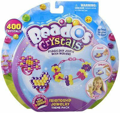 Beados Crystals Pack - Friendship Jewelry Building Kit