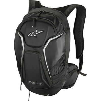 Zaino Borsa Cross Moto Alpinestars Tech Aero Backpack Black