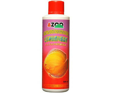 250 Ml Azoo Discus Anti-Endoparasites