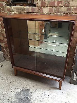 Retro Vintage Bookcase Display Case