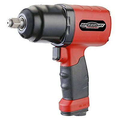 Speedway 51446 Pro Composite Air Impact Wrench, 1/2""