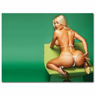 Nicole Coco Austin Sexy Queen of Pole Dancing Poster