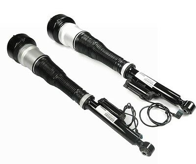 2x SHOCK ABSORBER REAR FOR AIR SUSPENSION AIRMATIC - W221 C216