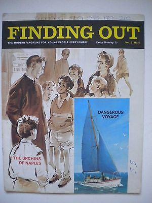 FINDING OUT MAGAZINE - Vol. 7  No. 6 - 1964