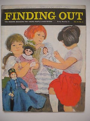FINDING OUT MAGAZINE - Vol. 12  No. 2 - 1965