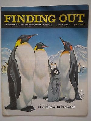 FINDING OUT MAGAZINE - Vol. 12  No. 4 - 1965