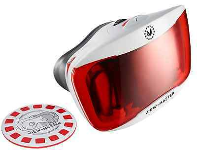 View-Master Deluxe VR Viewer virtual reality Google Cardboard Better Lenses New