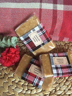 ****HOMEMADE SCOTTISH TABLET ****- traditional recipe XMAS GIFT