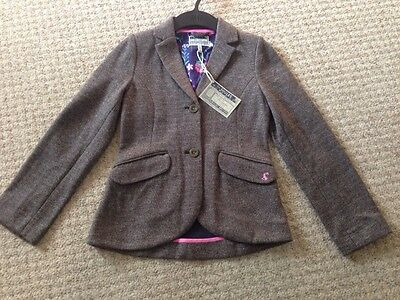 Brand new Girls Joules jacket age 9-10 years