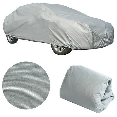 XL Universal Car Cover UV Resistance Anti Scratch Dust Dirt Full Protection NEW