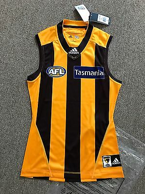 2016 Cyril Rioli Player Issue Hawthorn Home Football Jumper Guernsey Size S